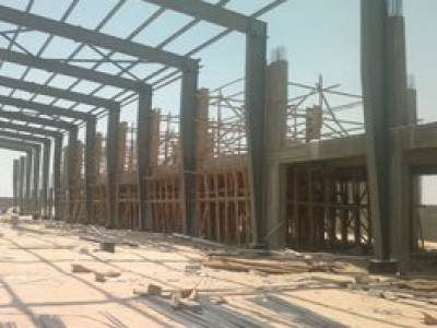 6 October Factory (Pasta Factory), Egypt